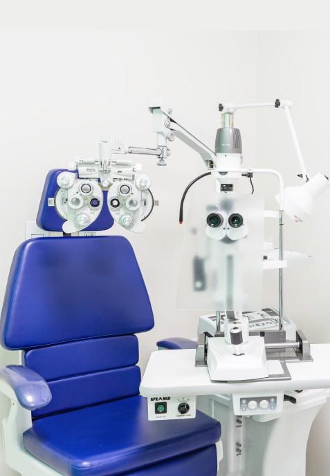 視力及屈光度數檢查