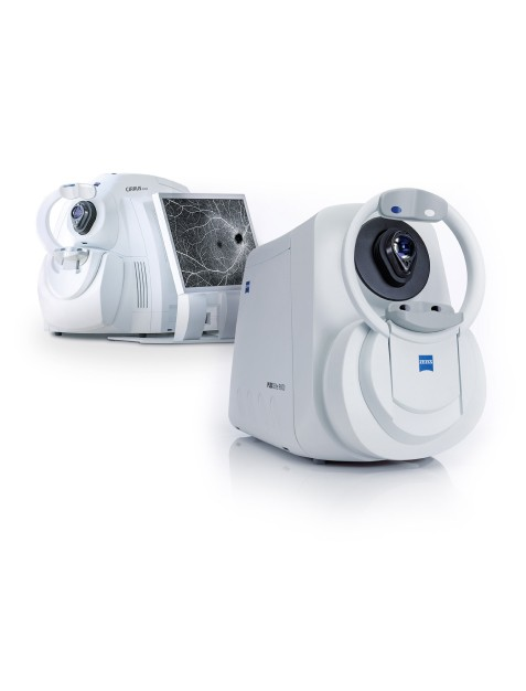 眼球結構斷層掃描(OCT)